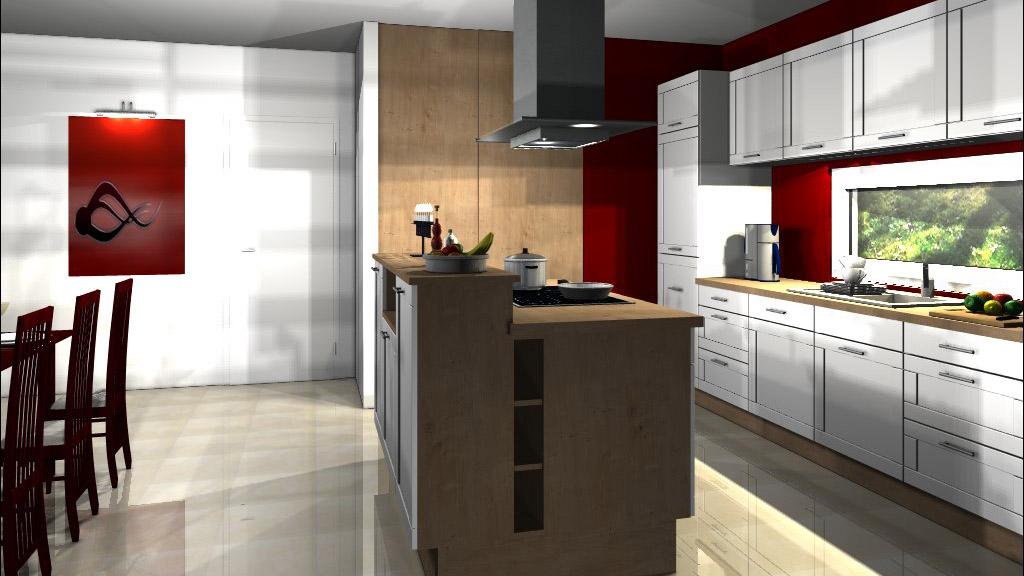 Küche Seite
