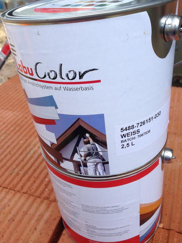 Labu Color weiß 2x2,5l
