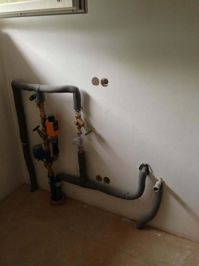 Trinkwasseranschluss